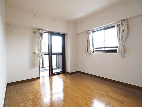 中古マンション-浦安市富士見5丁目 北側のバルコニーに面し、ウォークインクローゼット、フリースペースのある洋室7帖