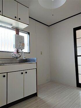 アパート-佐倉市海隣寺町 キッチン