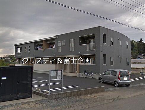 アパート-坂東市辺田 外観