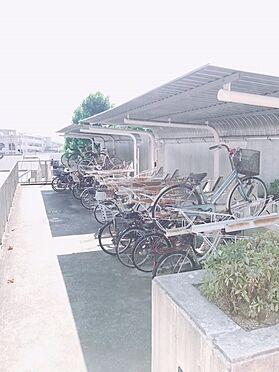 マンション(建物一部)-横浜市栄区鍛冶ケ谷2丁目 駐輪場