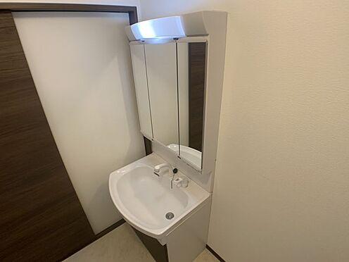中古一戸建て-安城市桜井町稲荷西 とっても便利な独立洗面台完備です