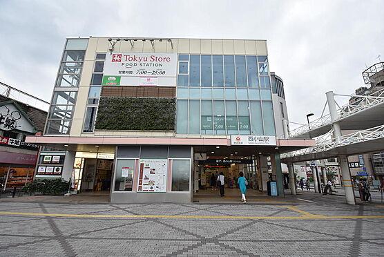 店舗(建物全部)-品川区小山6丁目 物件から100mに位置する目黒線「西小山駅」