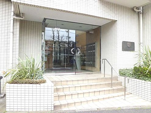 マンション(建物一部)-横浜市神奈川区六角橋2丁目 エントランス