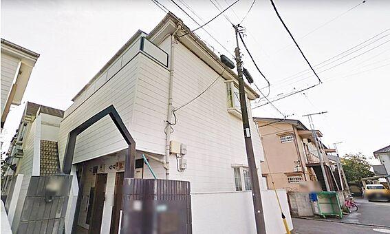アパート-練馬区石神井台6丁目 外観