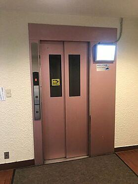 中古マンション-越谷市大字大房 エレベーター