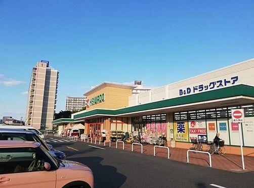 中古マンション-名古屋市中川区愛知町 B&D平和堂豊成店まで473m徒歩約6分