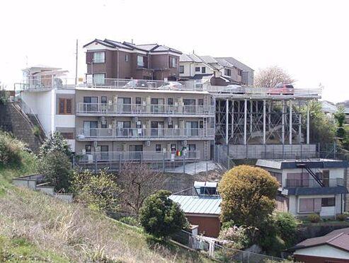 マンション(建物全部)-横浜市南区中里2丁目 外観