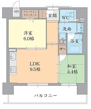 マンション(建物一部)-神戸市北区有馬町 間取り