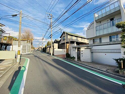 店舗・事務所・その他-横浜市中区打越 近隣道路