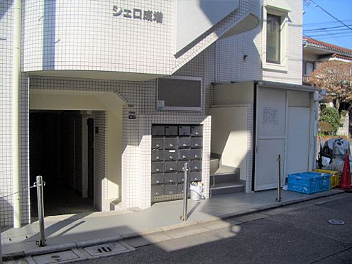 マンション(建物一部)-板橋区赤塚3丁目 外観