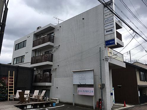 ビル(建物全部)-京都市東山区下堀詰町 外観