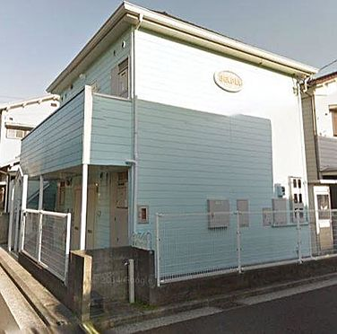 アパート-横浜市中区本牧原 物件外観