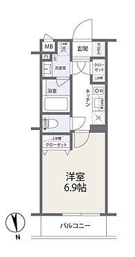 中古マンション-板橋区蓮根3丁目 間取り
