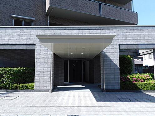 中古マンション-静岡市葵区大岩1丁目 風格のあるエントランス