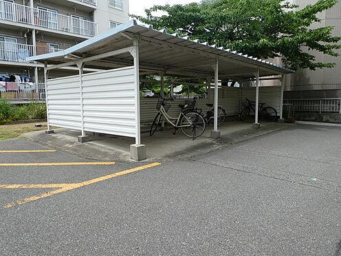 マンション(建物一部)-神戸市垂水区神陵台2丁目 屋根付きの駐輪スペース