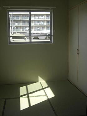アパート-流山市おおたかの森北1丁目 3LDKタイプの和室です。