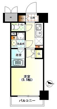 中古マンション-川崎市中原区中丸子 専有面積:20.23平米 2018年築の築浅物件!