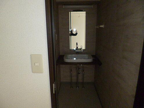 区分マンション-新宿区馬場下町 独立洗面台あり、毎朝おしゃれに忙しい女性の方におすすめです