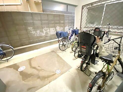 マンション(建物一部)-大阪市東住吉区桑津1丁目 駐輪場あり