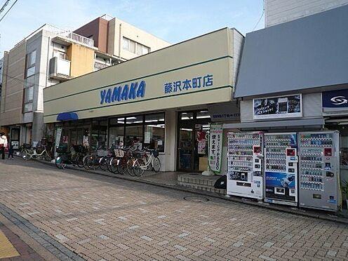 収益ビル-藤沢市本町4丁目 やまか 本町店まで172m