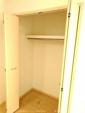 アパート-荒尾市増永 102号室収納