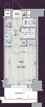 マンション(建物一部)-名古屋市中村区太閤通3丁目 間取り