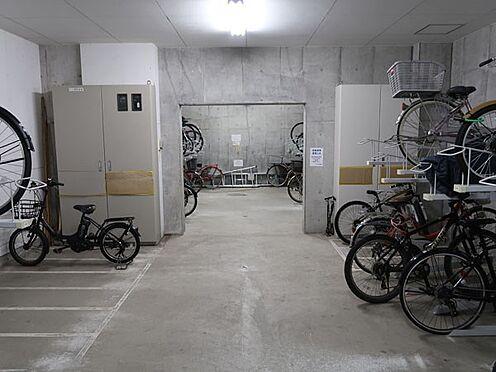 中古マンション-多摩市貝取2丁目 敷地内の自転車置場