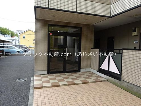 マンション(建物全部)-横浜市栄区飯島町 玄関