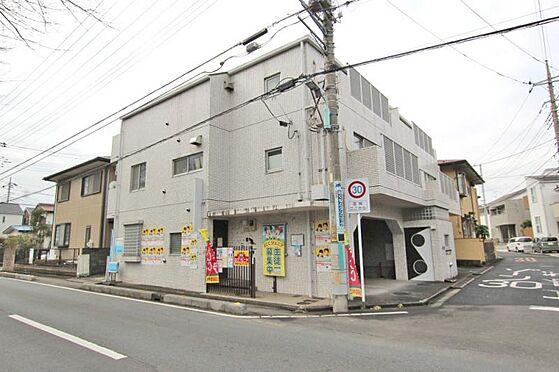 マンション(建物全部)-所沢市弥生町 前面道路