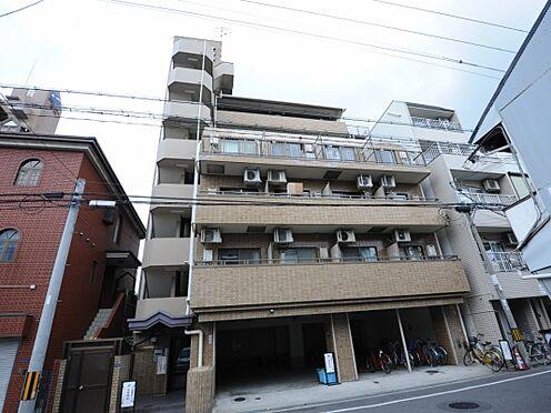マンション(建物一部)-大阪市西淀川区野里1丁目 落ち着いた外観