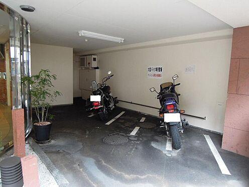 マンション(建物一部)-福岡市博多区大博町 バイク置場