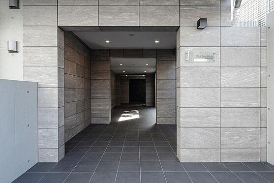 マンション(建物全部)-目黒区柿の木坂2丁目 エントランス