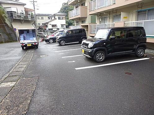 区分マンション-長崎市川平町 駐車場