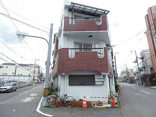中古テラスハウス-大阪市平野区西脇1丁目 外観
