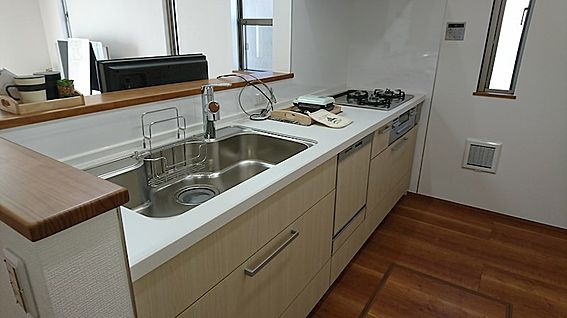 中古一戸建て-さいたま市西区三橋6丁目 キッチン