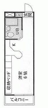 マンション(建物一部)-練馬区大泉町5丁目 間取り