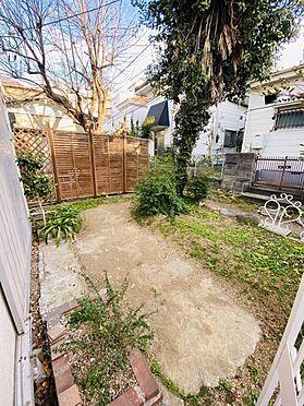 店舗・事務所・その他-横浜市中区打越 陽当り良好のお庭スペース
