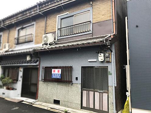 中古テラスハウス-大阪市生野区中川4丁目 外観