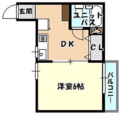 区分マンション-京都市上京区元福大明神町 最上階で風通し良好なお部屋