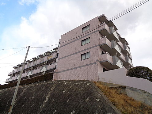 中古マンション-仙台市泉区本田町 マンション外観。別角度。