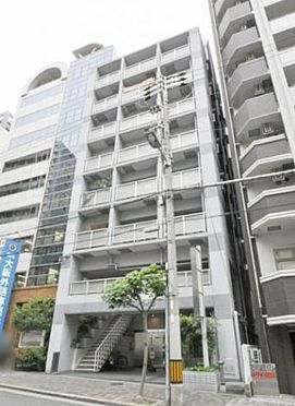 マンション(建物一部)-大阪市中央区大手通2丁目 シンプルな外観