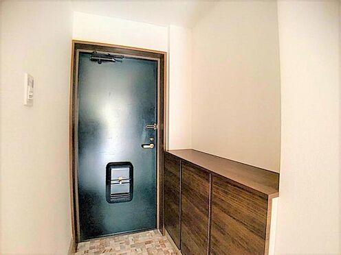 中古マンション-名古屋市天白区笹原町 シューズボックス付き!玄関もスッキリしますね