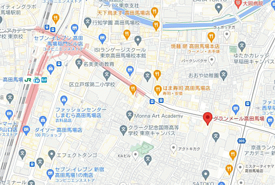 区分マンション-新宿区高田馬場1丁目 その他