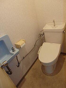 ビル(建物全部)-横浜市西区浅間町4丁目 トイレ