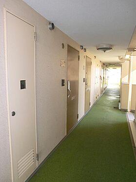 マンション(建物一部)-足立区島根3丁目 廊下です。