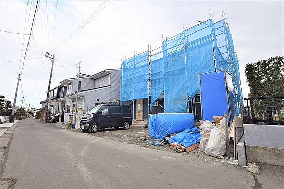 新築一戸建て-多賀城市新田字後 外観