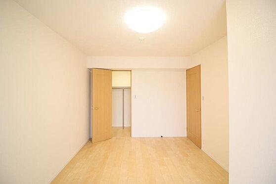 中古マンション-八王子市別所1丁目 全室収納があって荷物が多い方も安心。