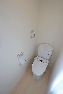 中古一戸建て-仙台市青葉区愛子東5丁目 トイレ