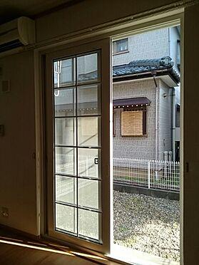 アパート-新発田市新栄町1丁目 I102号室 専用庭
