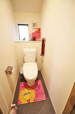 中古一戸建て-杉並区下井草4丁目 トイレ